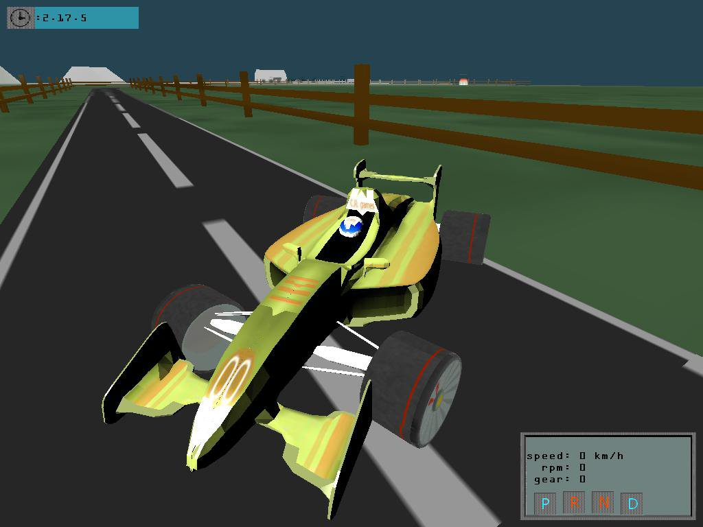 Ultimate Sprint Driver screenshot 1