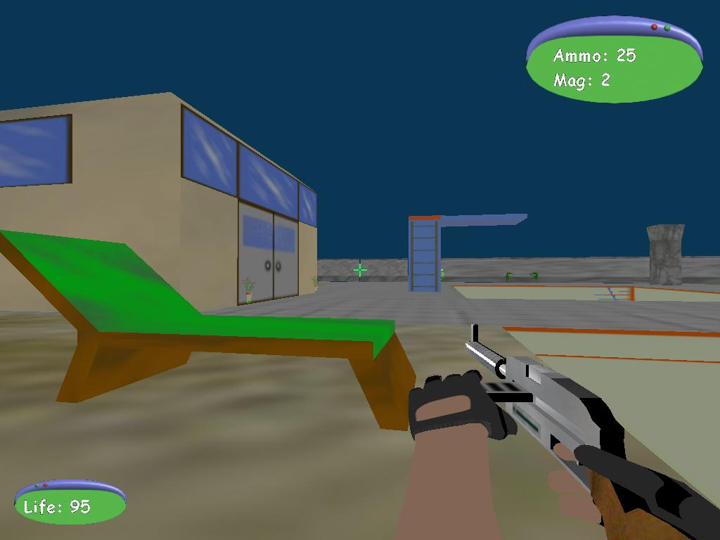 Zombie Buster screenshot 1