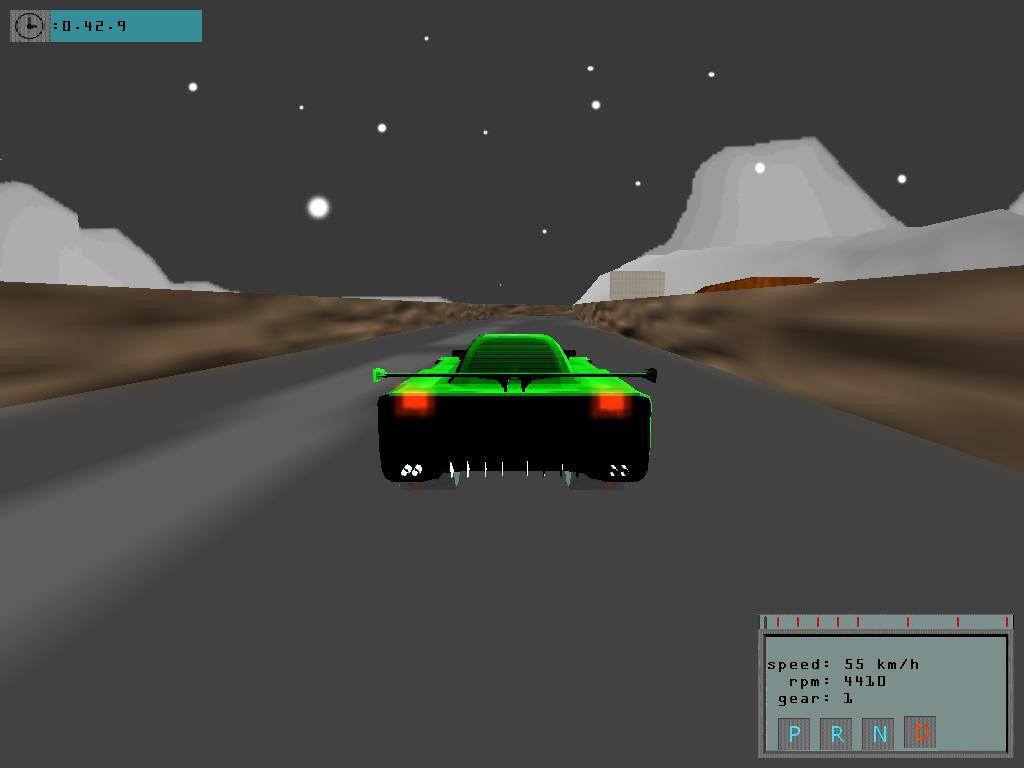 Ultimate Sprint Driver screenshot 3