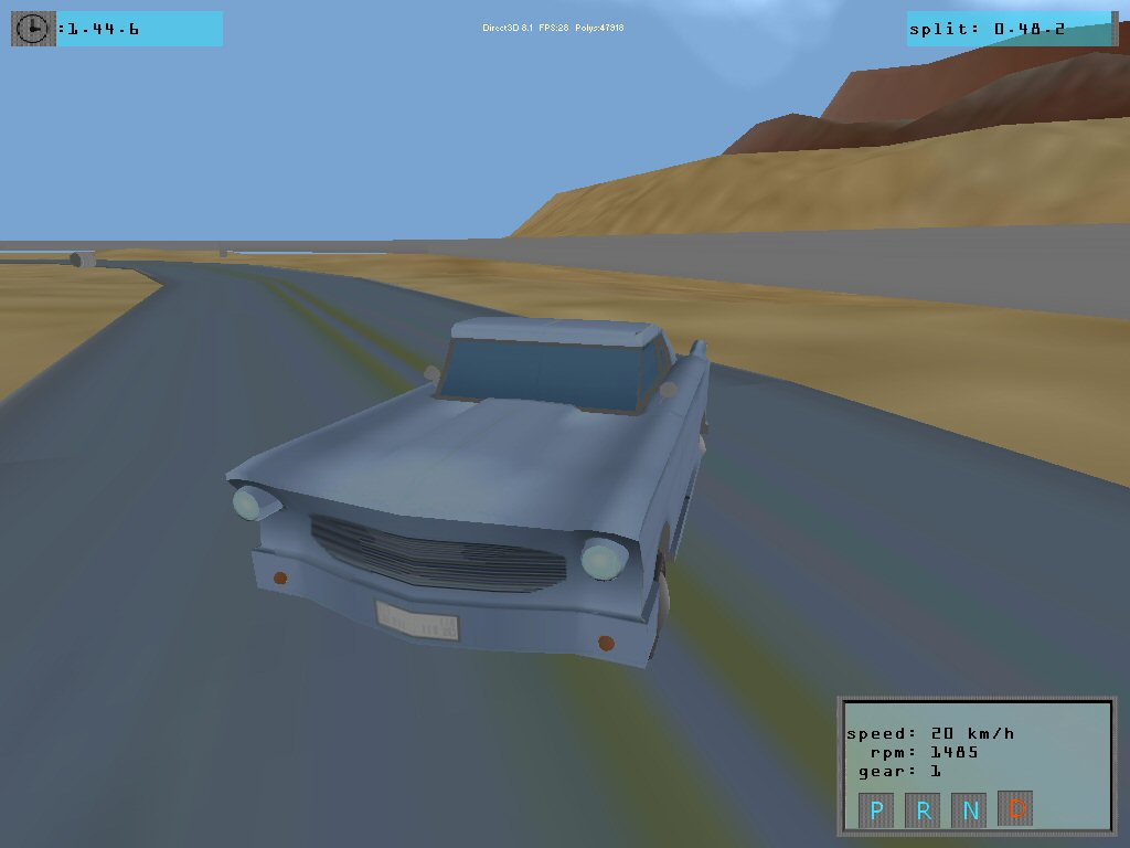 Ultimate Sprint Driver screenshot 4