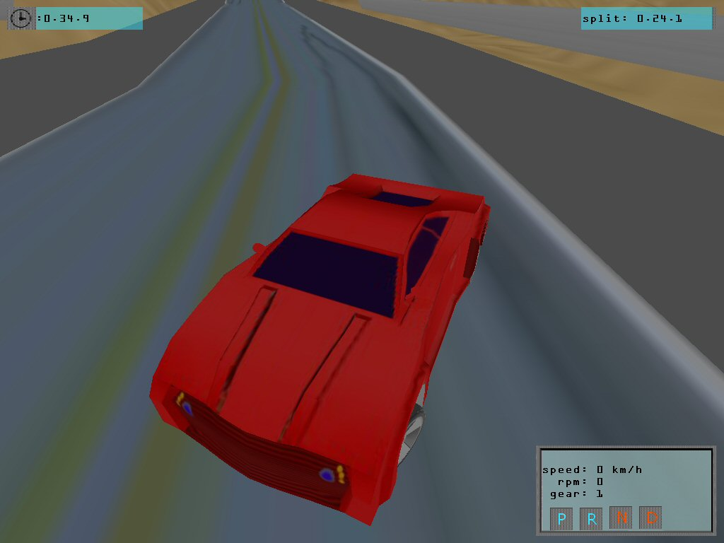 Ultimate Sprint Driver screenshot 6