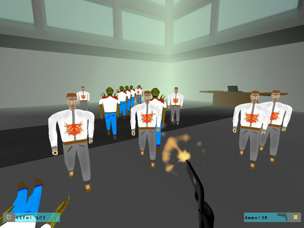 Zombie Buster 2: Annihilation screenshot 5